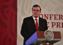 México formaliza adquisición de vacuna Covid-19; inician cinco fases 3 en octubre: Ebrard