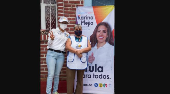 El tributo a las mamás debe ser permanente: Karina Mejía Guerrero