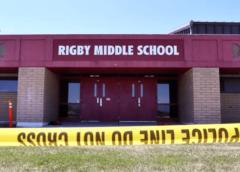 Alumna de sexto año dispara arma en su escuela y hiere a tres personas en EU