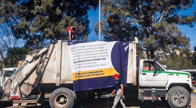 Este 16 de septiembre no habrá recolección de basura en Tula