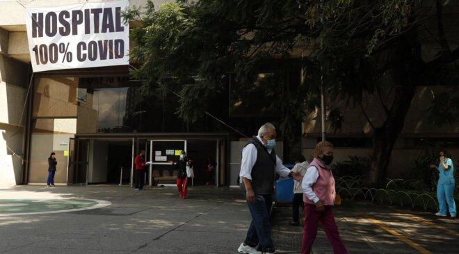 COVID-19 a la baja en los 32 estados del país, aseguró Hugo López-Gatell